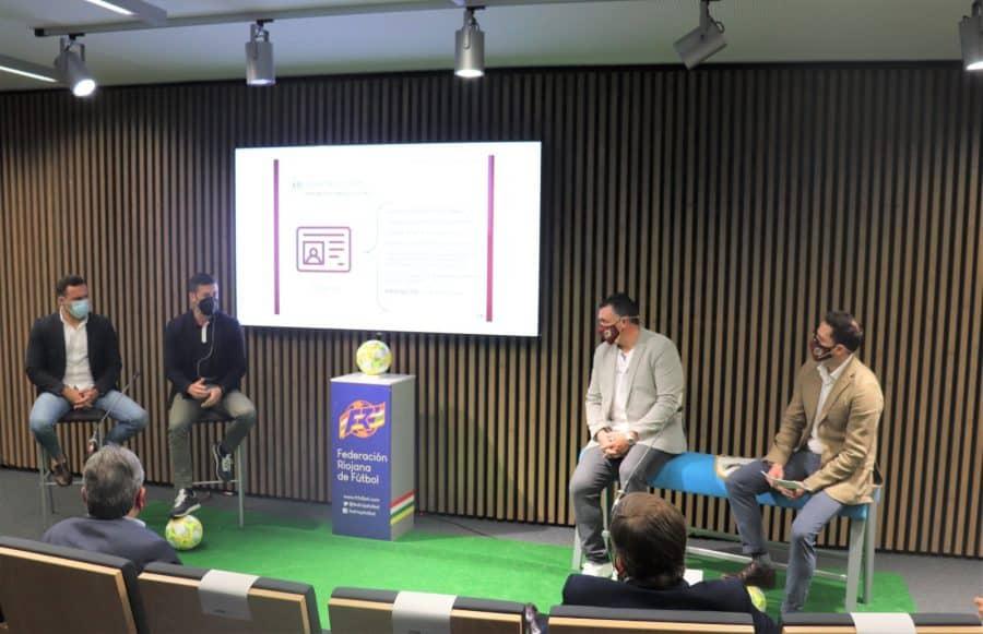La Federación Riojana de Fútbol presenta su hoja de ruta para el futuro 3