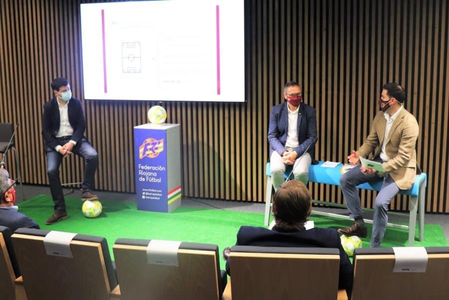 La Federación Riojana de Fútbol presenta su hoja de ruta para el futuro 6