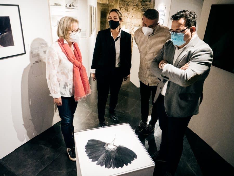 La Muestra de Arte Joven Itinerante de La Rioja llega a Briones 4