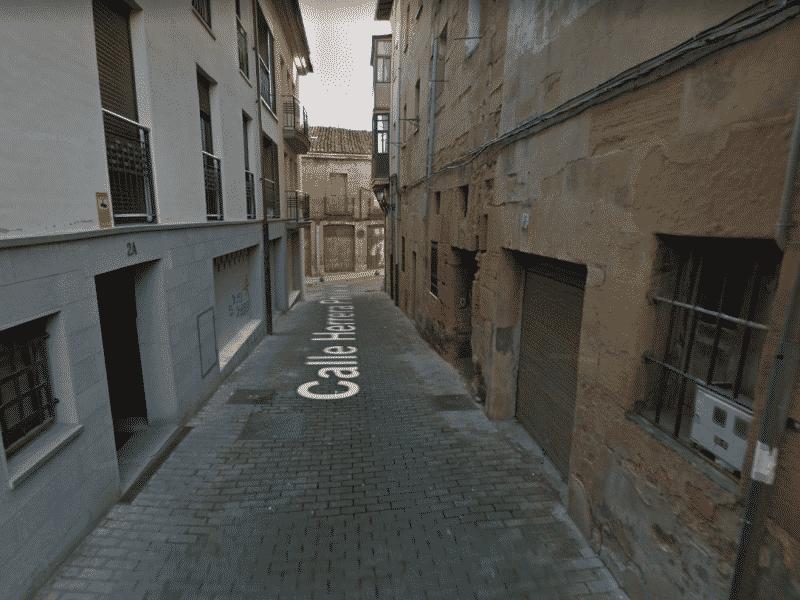 Calle Herrera Primera