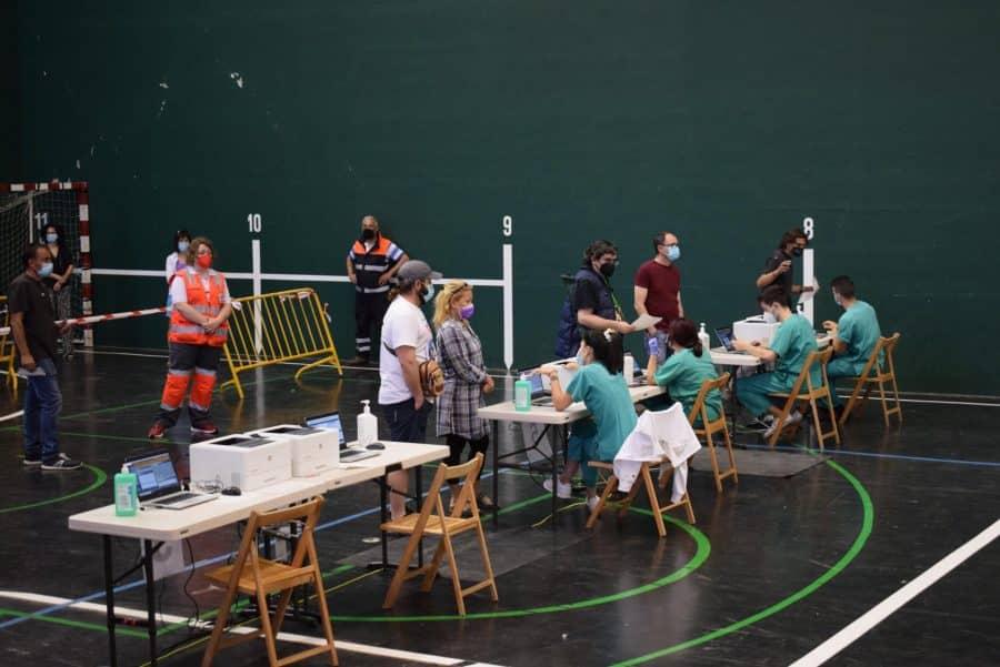 Vacunación en Haro por San Felices 9