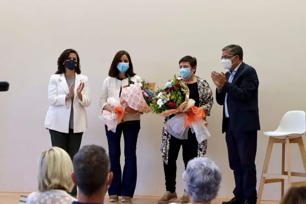 """Andreu agradece el """"comportamiento ejemplar"""" de las personas mayores, profesionales y voluntarios durante la pandemia 1"""