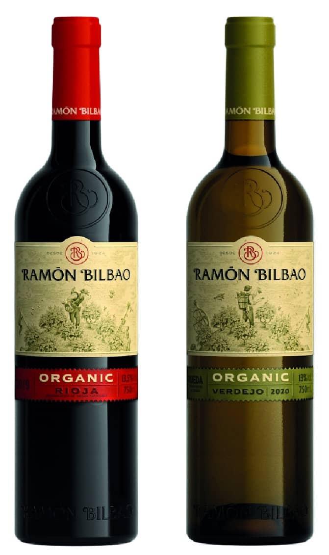 Ramón Bilbao apuesta por la sostenibilidad con su primera línea de vinos ecológicos 1