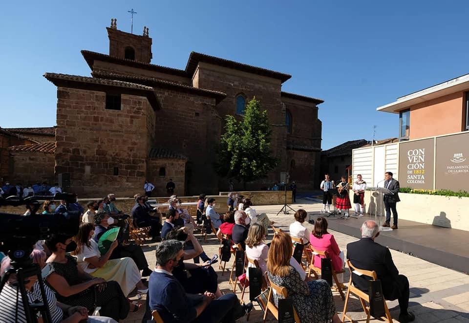 La Rioja recupera el Pregón en Santa Coloma 6