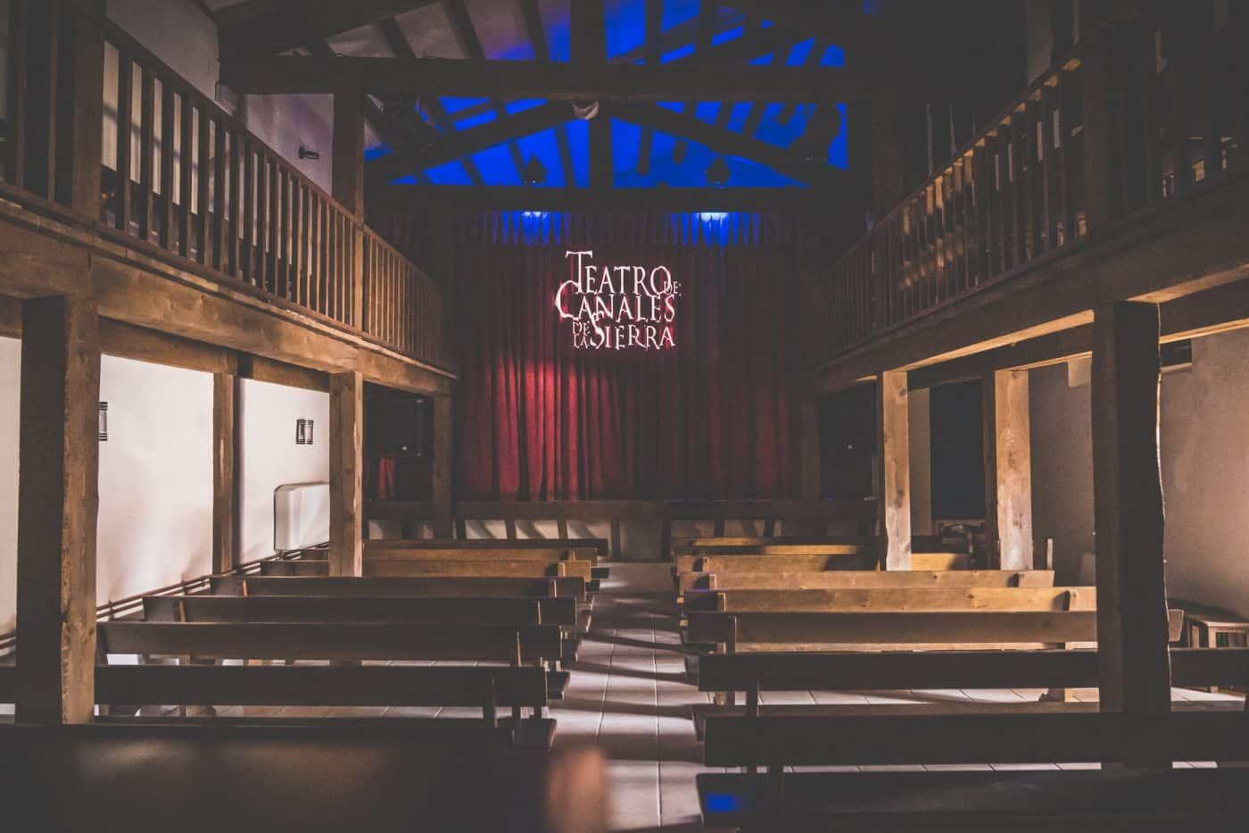 Teatro Canales de la Sierra