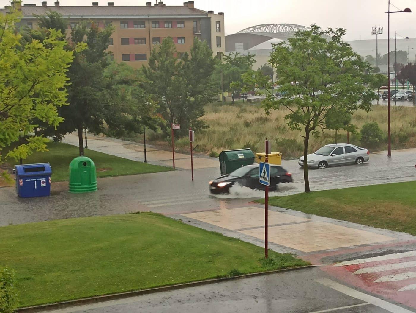 La Rioja registra hasta 54 incidencias por culpa de las recientes tormentas 1