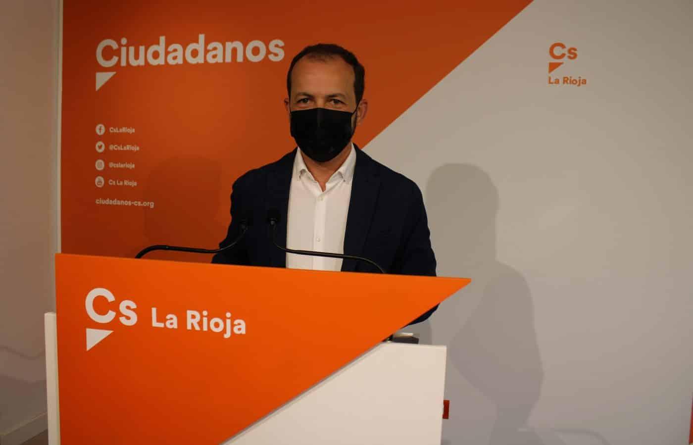 """Ciudadanos critica la puesta en marcha de la autocita en La Rioja: """"No lo pueden hacer peor"""" 1"""