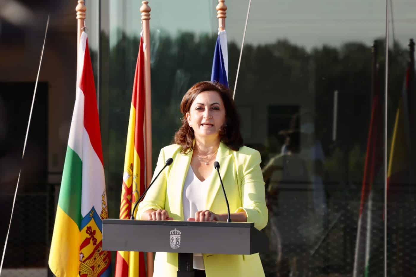 """Andreu asegura que La Rioja """"es la comunidad que más ayudas ha habilitado por habitante"""" 1"""