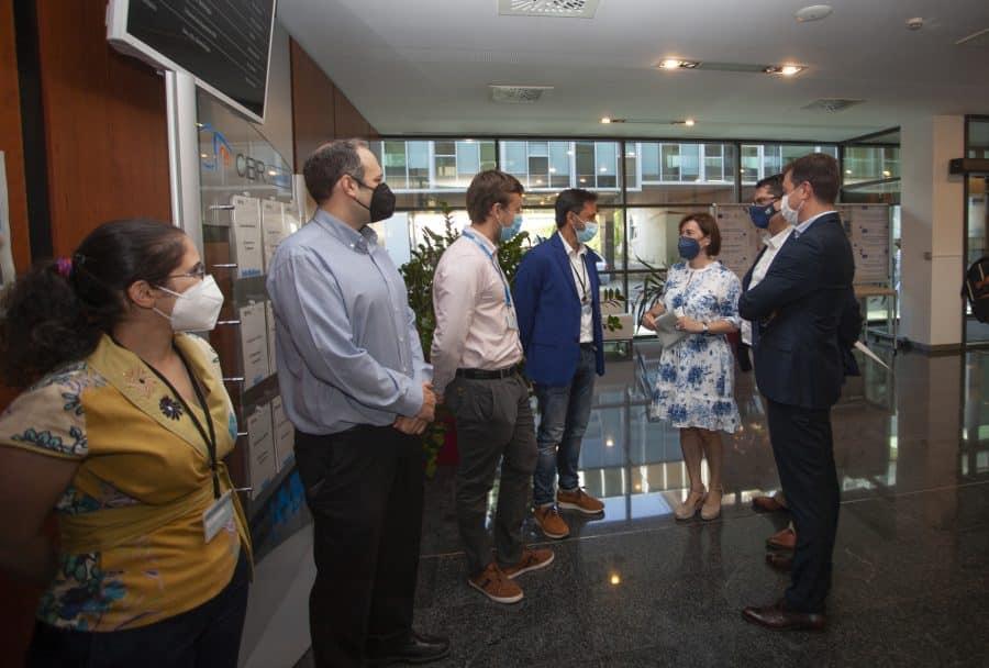 La Rioja crea la unidad de Ciencia del Dato, Inteligencia Artificial y Big Data y accede a la red europea EHDEN 1