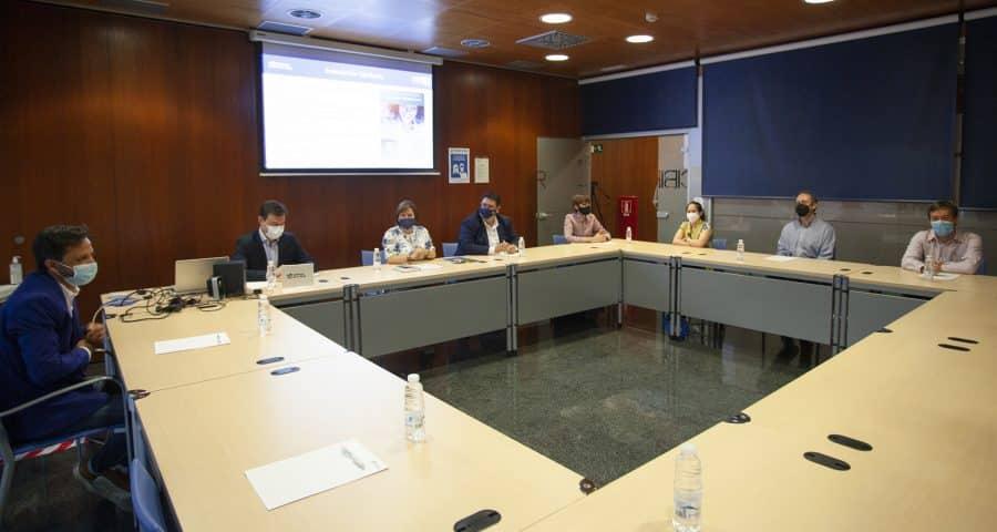 La Rioja crea la unidad de Ciencia del Dato, Inteligencia Artificial y Big Data y accede a la red europea EHDEN 2