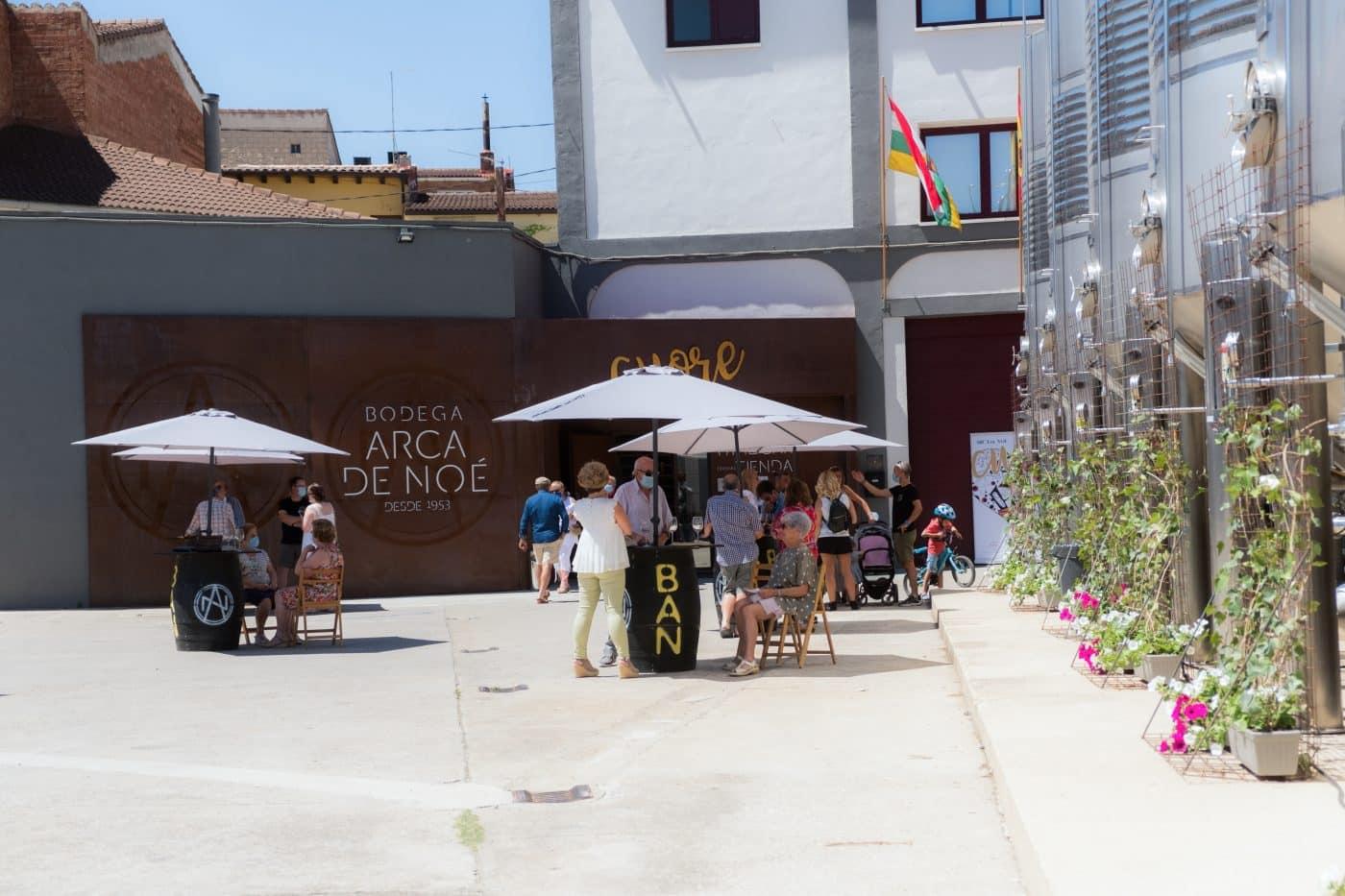Bodega Arca de Noé celebra este sábado el lanzamiento de su nuevo vino con un planazo enoturístico 1