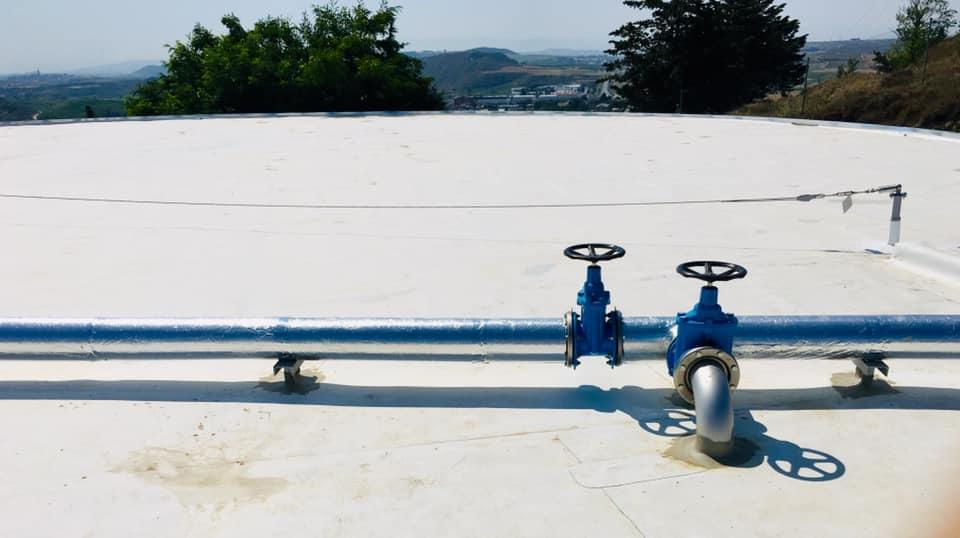 Ya está en funcionamiento el depósito de agua de Haro recientemente reformado 4