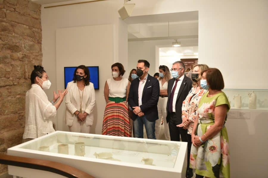 Navarrete inaugura NACE 2021 con la cerámica japonesa como protagonista 3