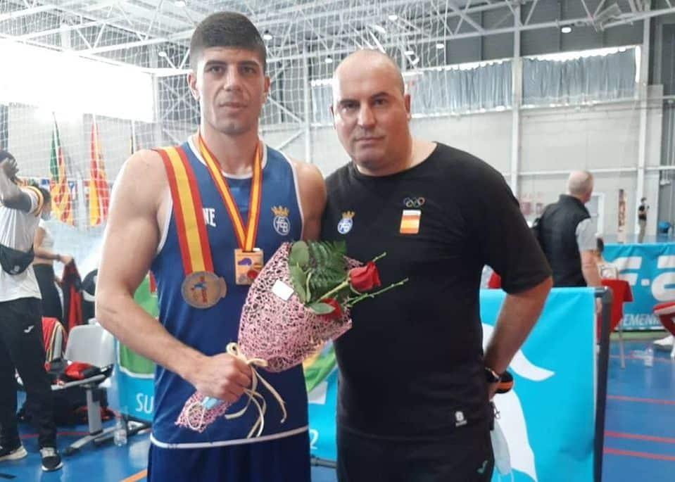 El riojano Gazi Jalidov se jugará el acceso a las medallas ante el tercero del mundo 1