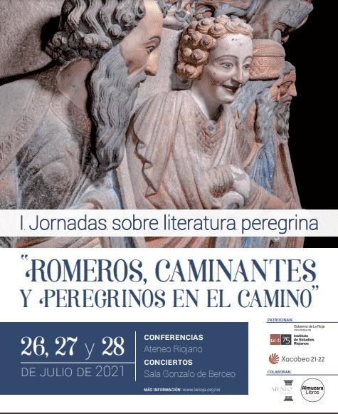 El Ateneo Riojano acogerá un encuentro jacobeo sobre literatura de caminantes, romeros y peregrinos 2