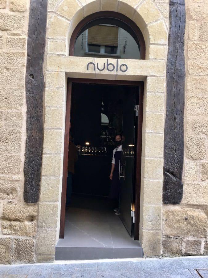 Rivado participa en la inauguración oficial de 'Nublo', la nueva apuesta gastronómica de Haro 3