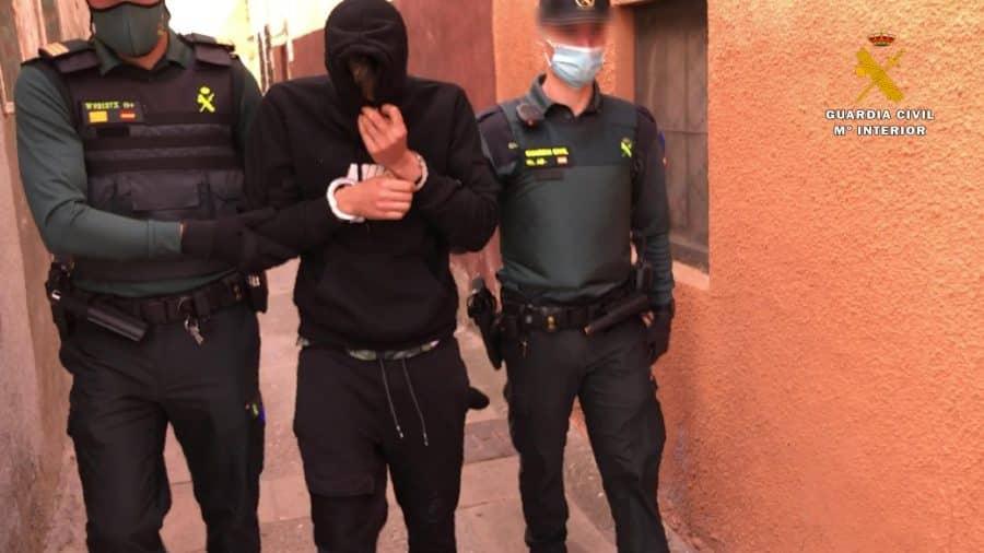 Desmantelado el principal punto de venta de droga a menores en Calahorra 1
