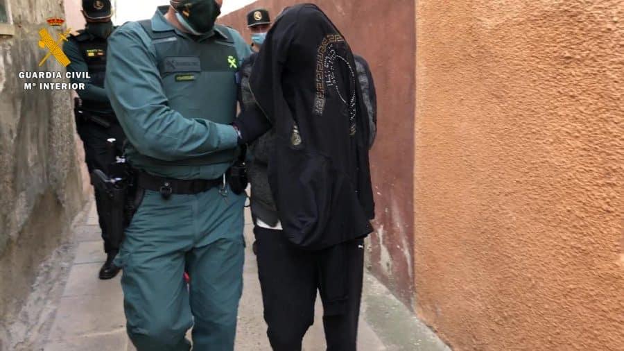 Desmantelado el principal punto de venta de droga a menores en Calahorra 2