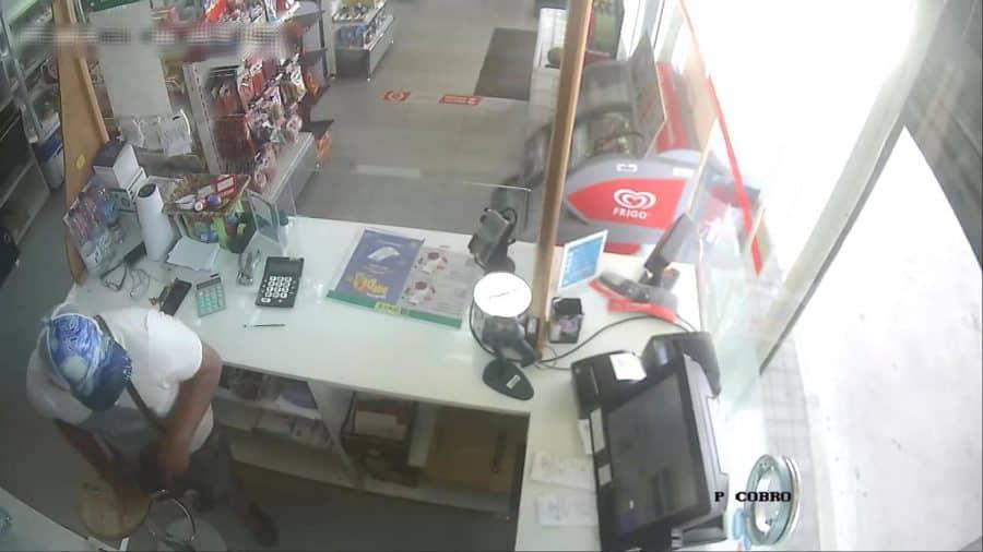 Interceptan en La Rioja a los autores del robo en una gasolinera de Cáceres 2