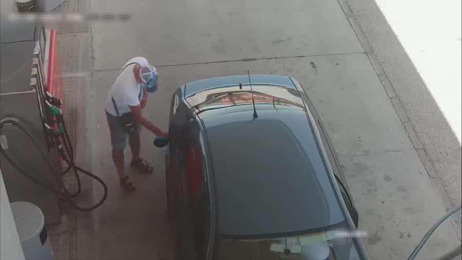 Interceptan en La Rioja a los autores del robo en una gasolinera de Cáceres 1