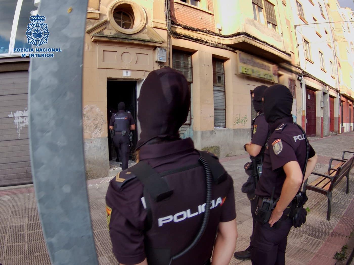 Desmantelado en Logroño un punto de venta de droga a escasos metros de dos centros educativos 2