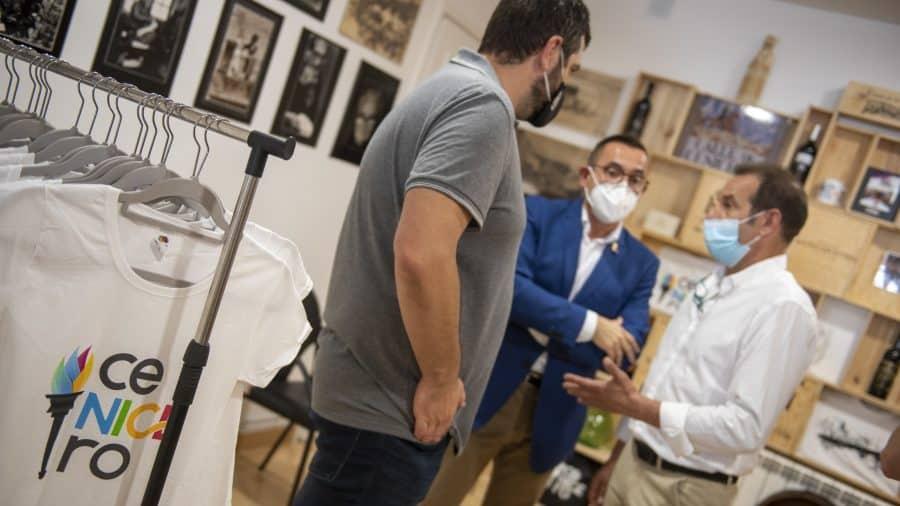 Cenicero inaugura su Oficina de Turismo tras su rehabilitación 4
