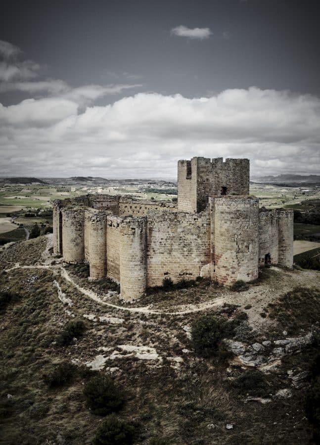 CVNE inicia las labores de rehabilitación del Castillo de Davalillo 1