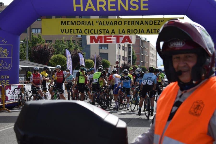 David Busto vence en Haro en el regreso del Memorial Álvaro Fernández 65