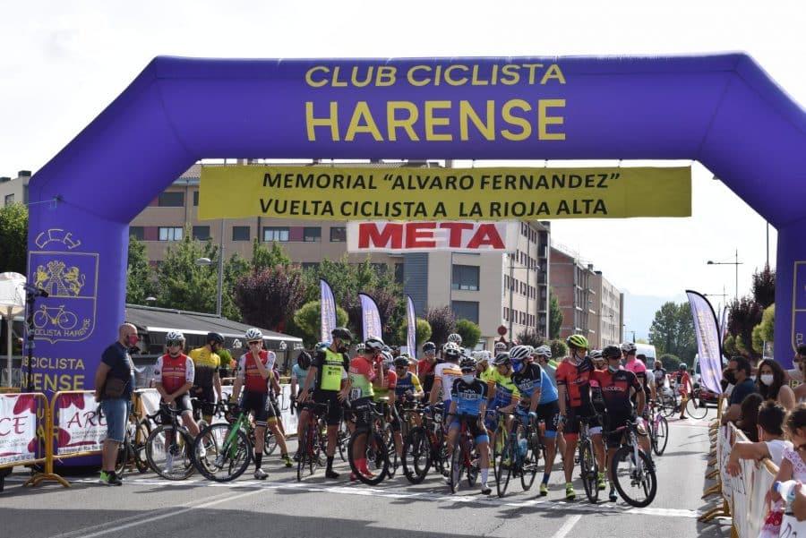 David Busto vence en Haro en el regreso del Memorial Álvaro Fernández 64