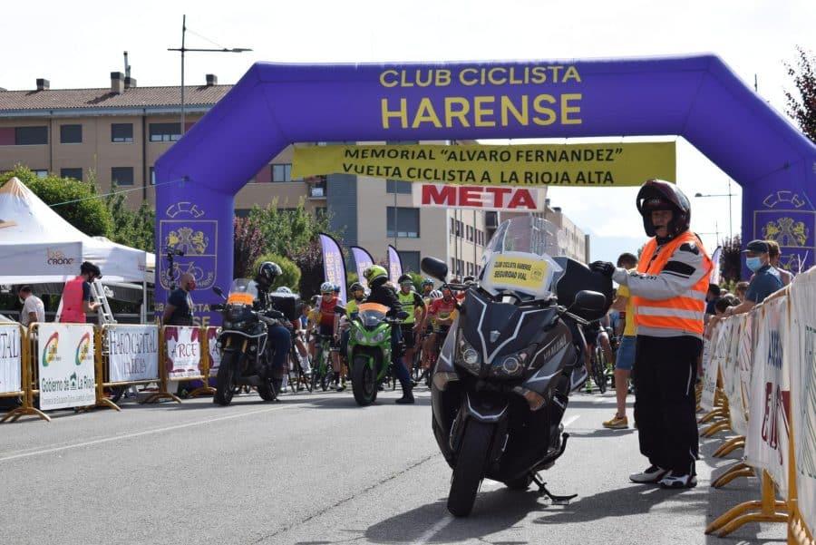 David Busto vence en Haro en el regreso del Memorial Álvaro Fernández 61