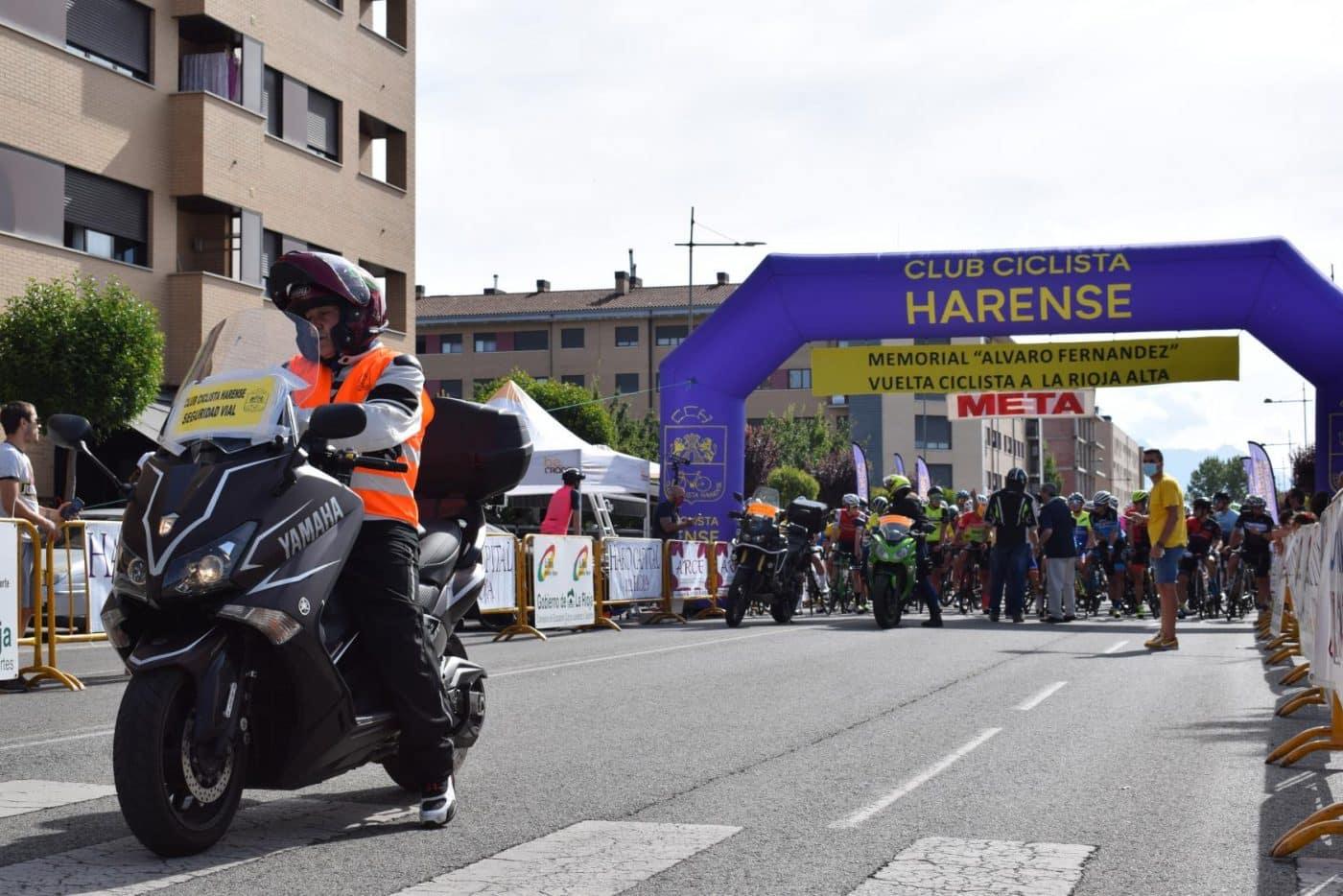 David Busto vence en Haro en el regreso del Memorial Álvaro Fernández 1