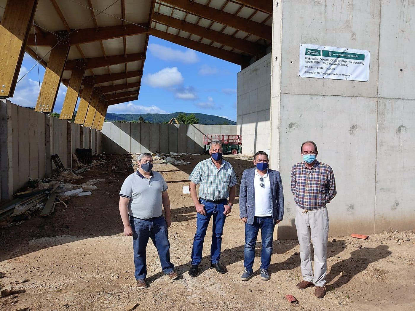 El Gobierno riojano invierte 560.000 euros en Berceo, San Millán, Estollo, Cirueña y Villarejo 1