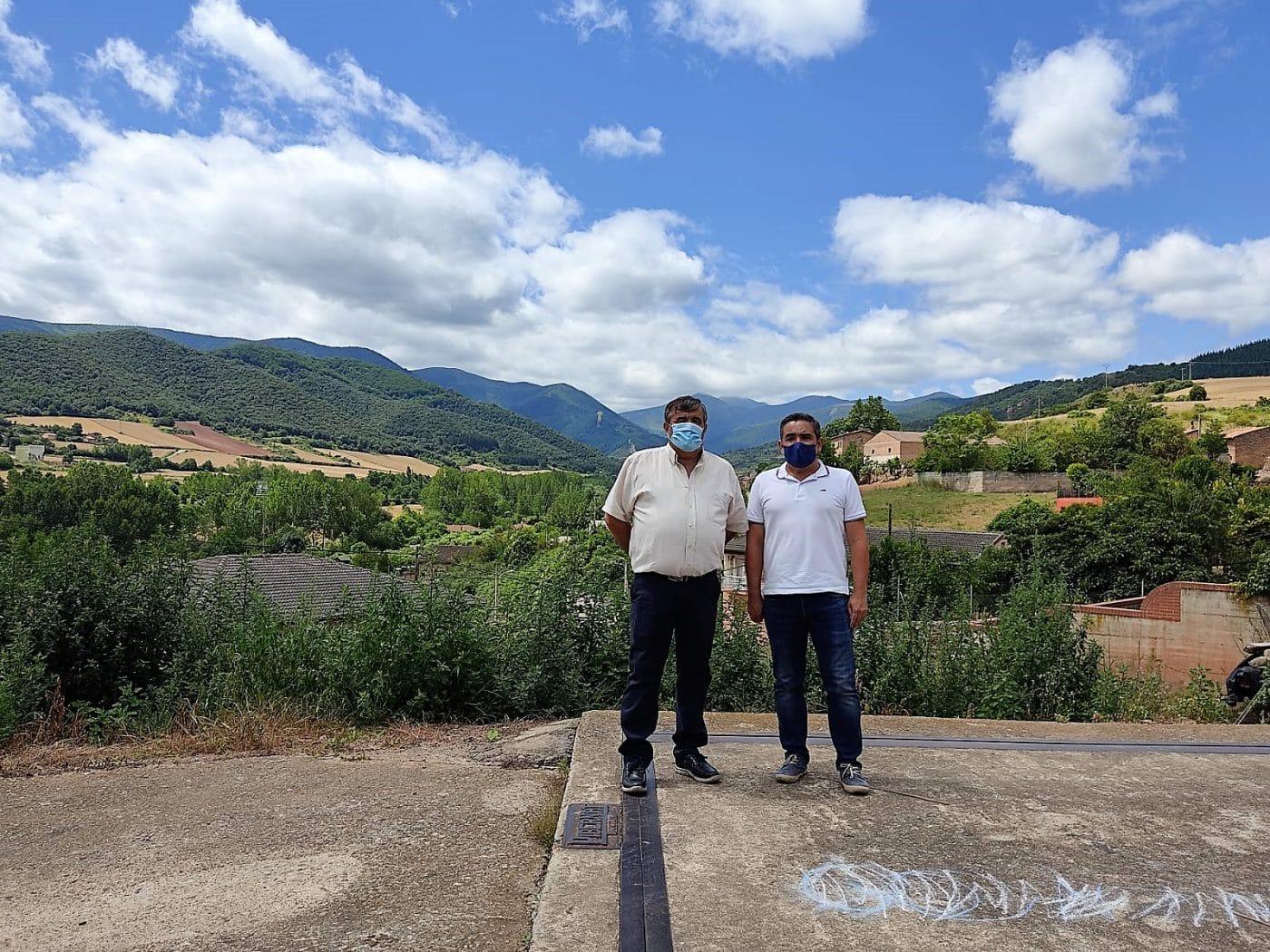 El Gobierno riojano invierte 560.000 euros en Berceo, San Millán, Estollo, Cirueña y Villarejo 4
