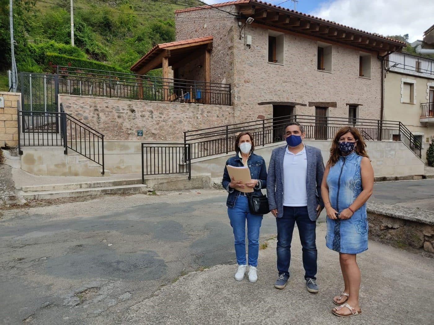 El Gobierno riojano invierte 560.000 euros en Berceo, San Millán, Estollo, Cirueña y Villarejo 2