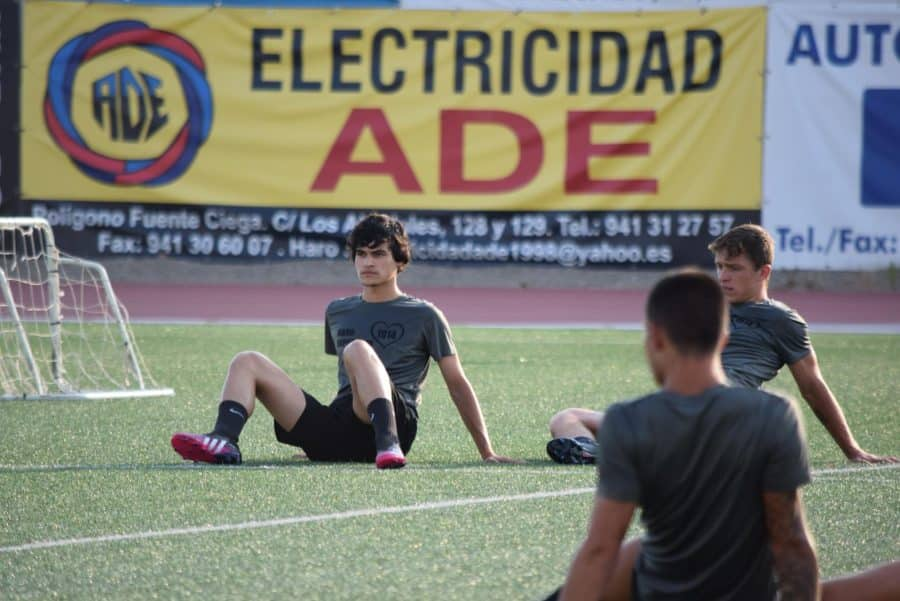 El Haro de Díaz de Guereñu inicia la pretemporada 20