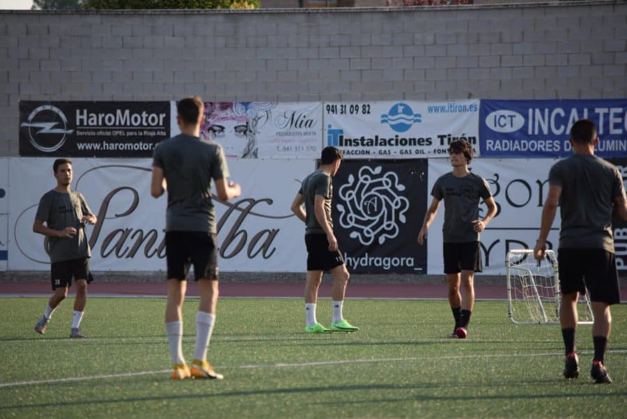 El Haro de Díaz de Guereñu inicia la pretemporada 13