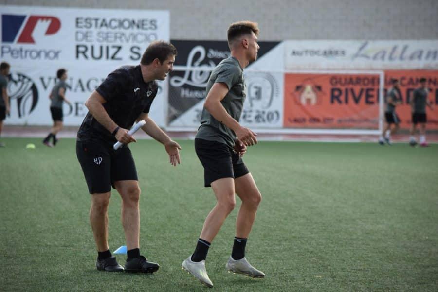 El Haro de Díaz de Guereñu inicia la pretemporada 5