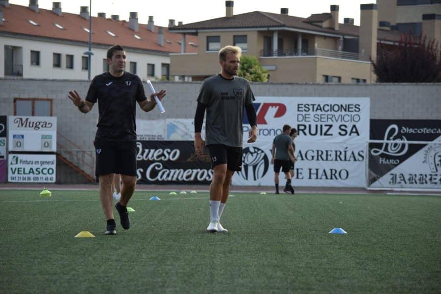 El Haro de Díaz de Guereñu inicia la pretemporada 3