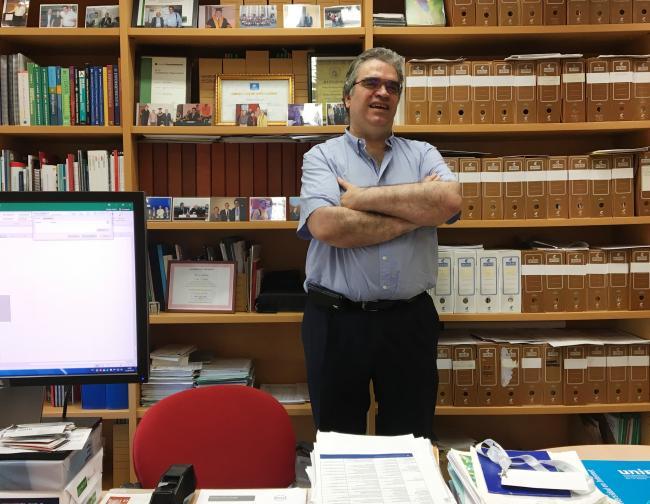 El jarrero Isidro Aguillo, en el olimpo de la ciencia 2