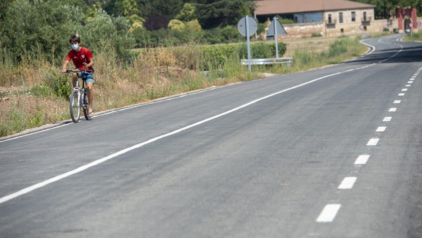 Carretera Uruñuela