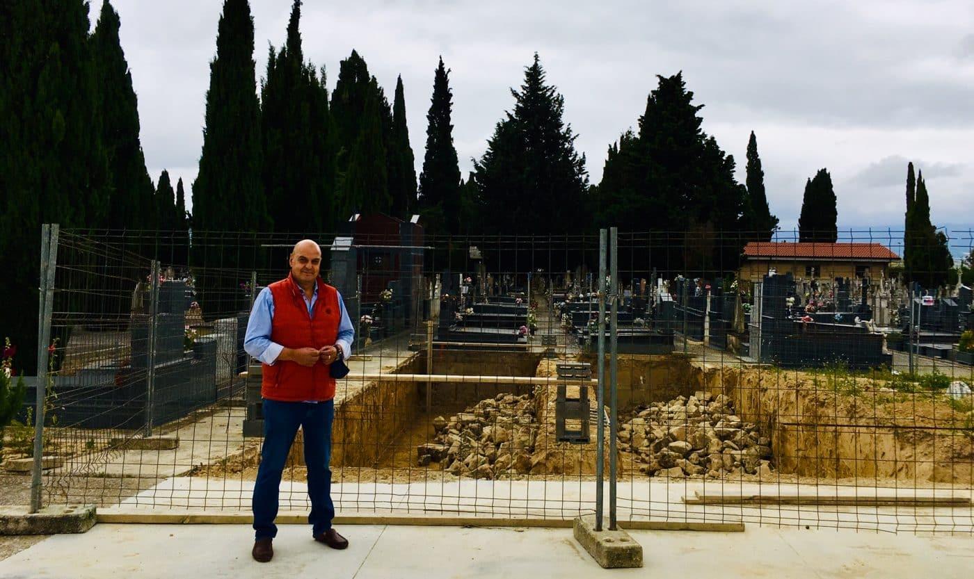 Fosas cementerio