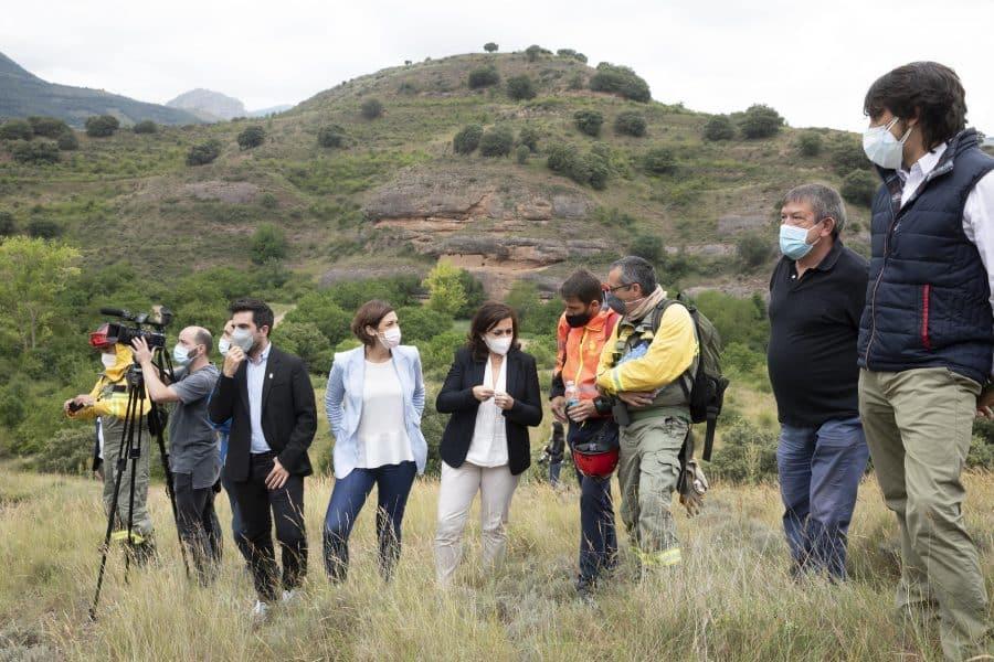 La Rioja activa un dispositivo con 300 profesionales para afrontar la temporada de incendios forestales 4