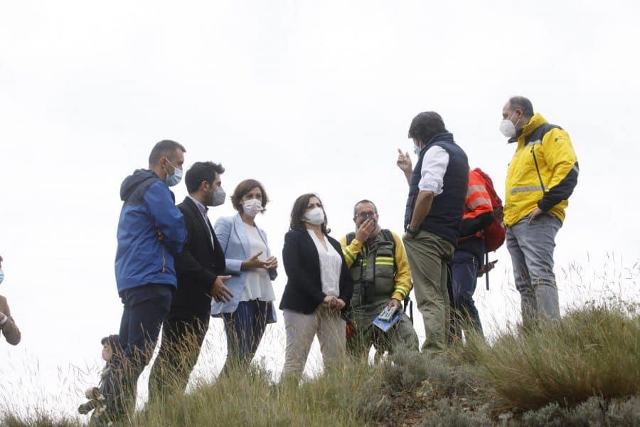 La Rioja activa un dispositivo con 300 profesionales para afrontar la temporada de incendios forestales 2