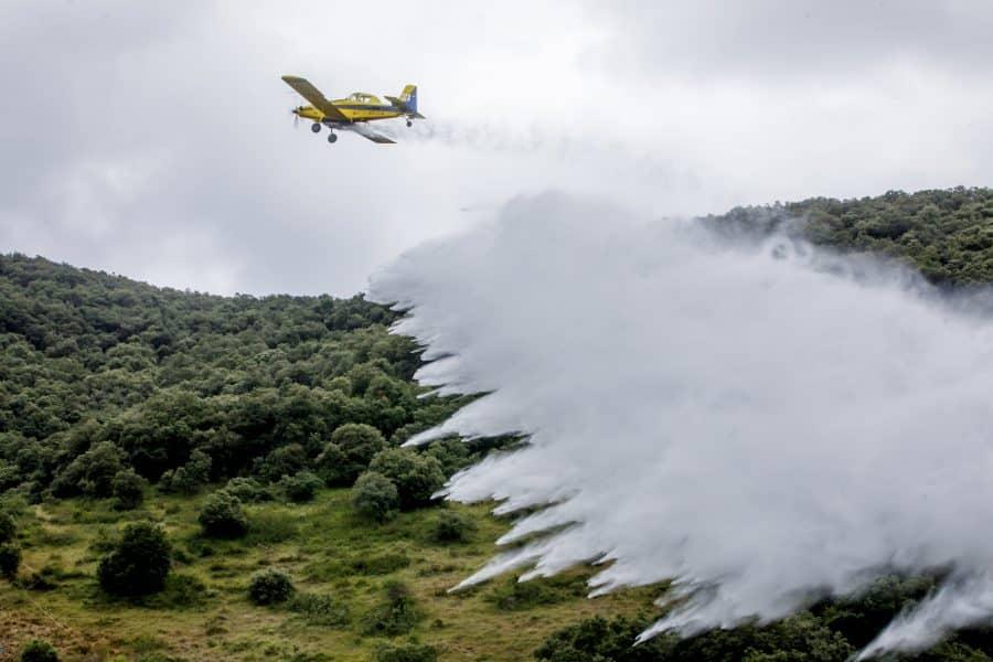 La Rioja activa un dispositivo con 300 profesionales para afrontar la temporada de incendios forestales 3