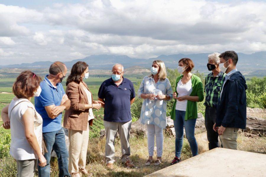 Más de 9 hectáreas de regadío en La Rioja Alta serán modernizadas 1