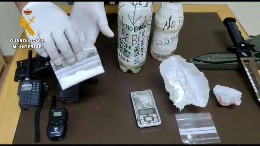 Operación 'Fianchetto': Desmantelado un punto de venta de droga en Rincón de Soto 3