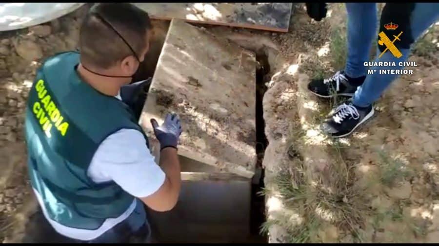Operación 'Fianchetto': Desmantelado un punto de venta de droga en Rincón de Soto 2