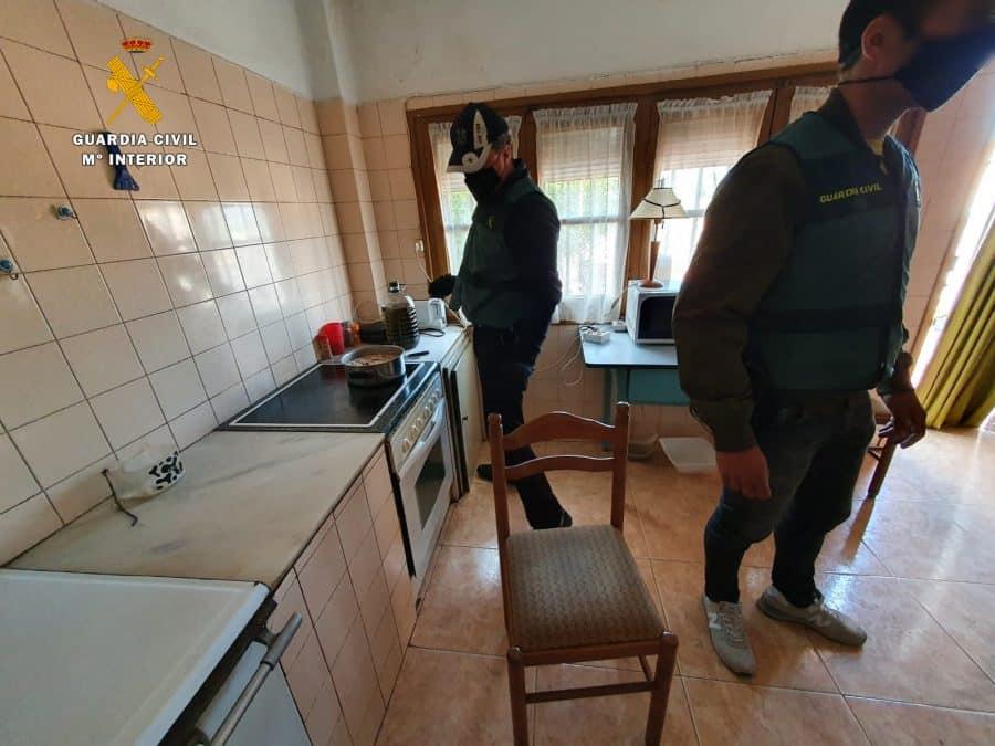 Operación 'Fianchetto': Desmantelado un punto de venta de droga en Rincón de Soto 1