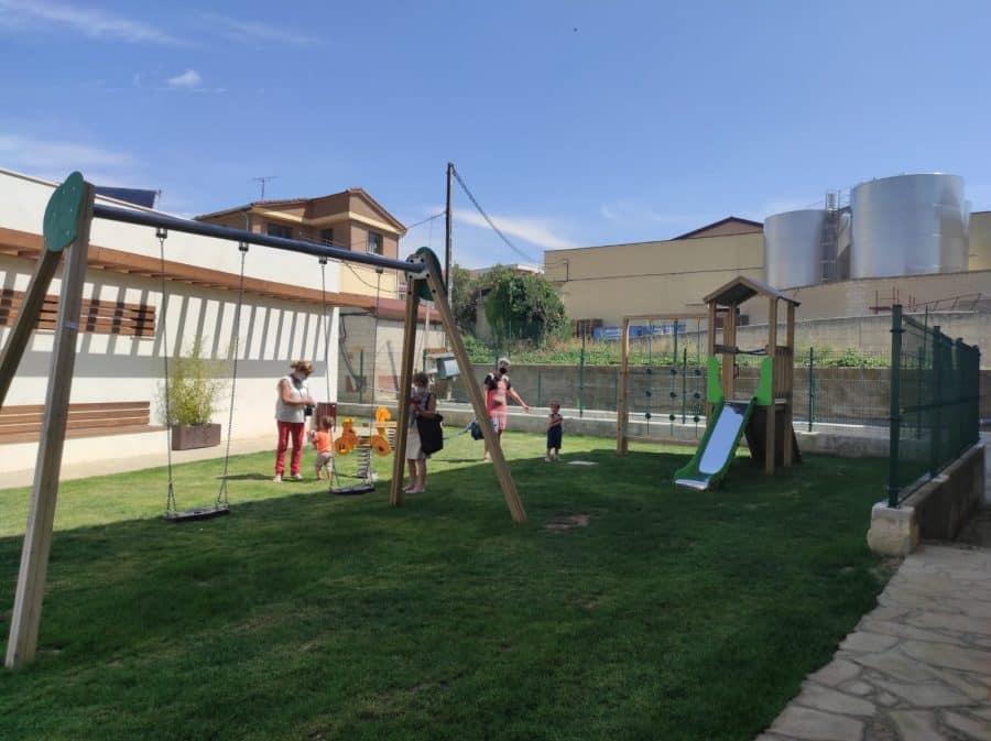 Las piscinas municipales de San Vicente de la Sonsierra estrenan lavado de cara 7