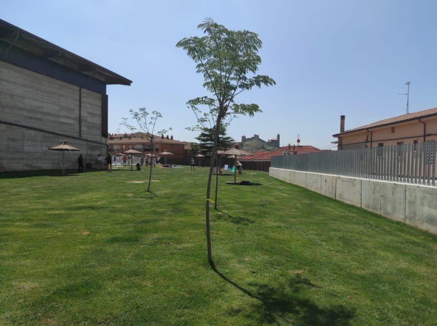 Las piscinas municipales de San Vicente de la Sonsierra estrenan lavado de cara 6